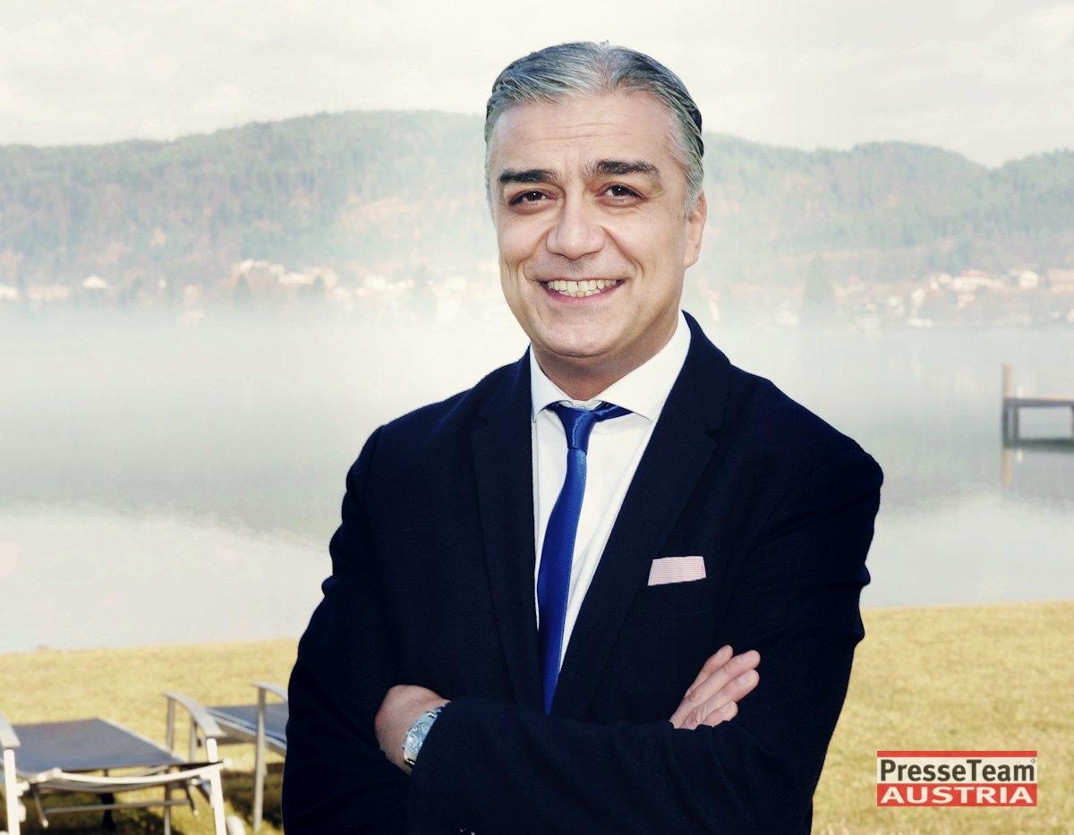 Geschäftsführer VIVAMAYR Serhan Güven - VIVAMAYR baut neue Klinik in Maria Wörth