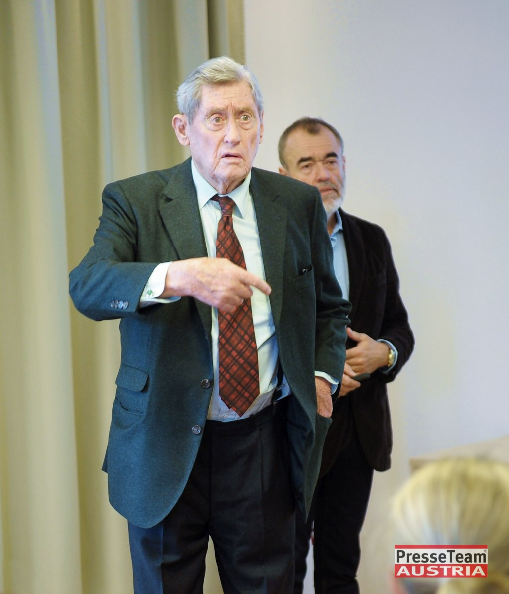 Hannes Androsch - VIVAMAYR baut neue Klinik in Maria Wörth