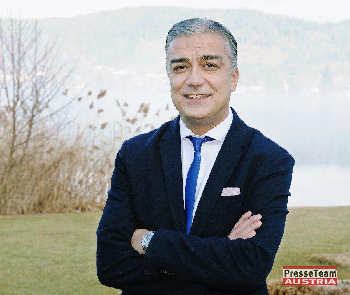 VIVAMAYR Geschäftsführer VIVAMAYR Serhan Güven - VIVAMAYR baut neue Klinik in Maria Wörth