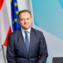 """EU Wahl Höfferer 2019 Kärnten 250x250 - EU-Wahl Kandidat Meinrad Höfferer im Interview: """"Wir müssen als ein geeintes Europa auftreten."""""""