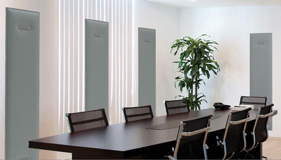 Wandmontage Schallschutz Büro - Schalldämmung im Büro - was bringt das?