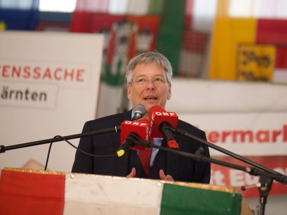 Peter Kaiser - SPÖ Kärnten: Der 1. Mai ist ein Versprechen, nicht nur Erinnerung