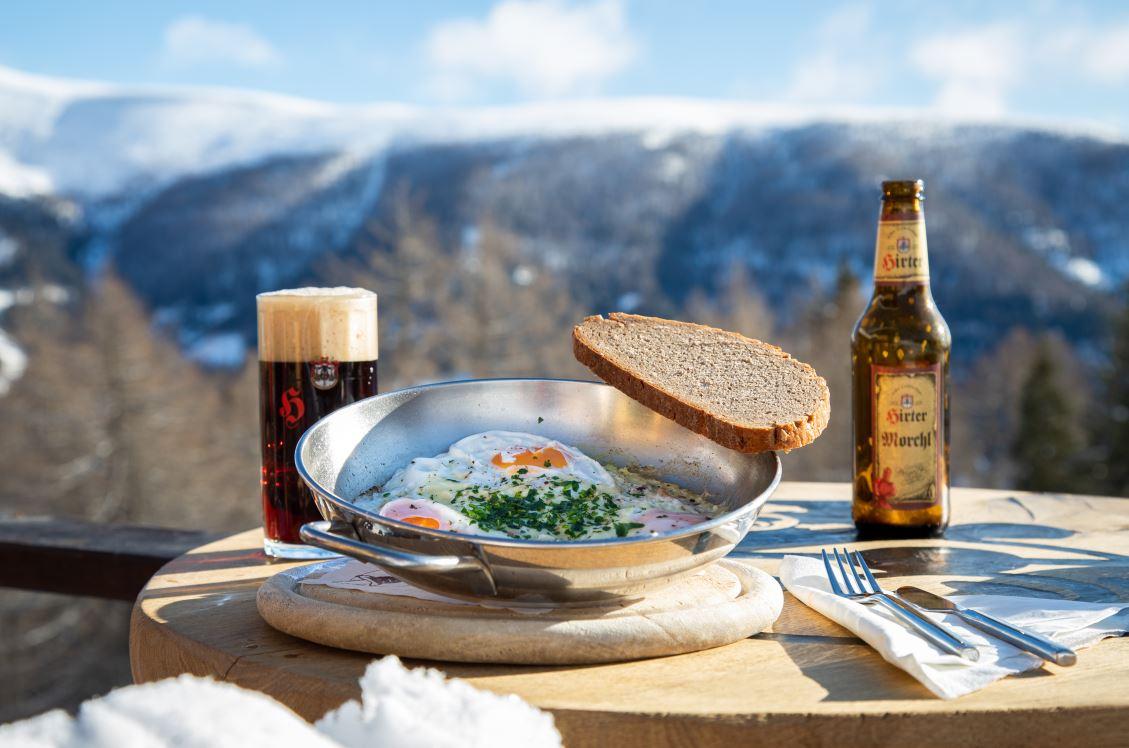Regional Innovativ Nachhaltig - Ski Food Bad Kleinkirchheim