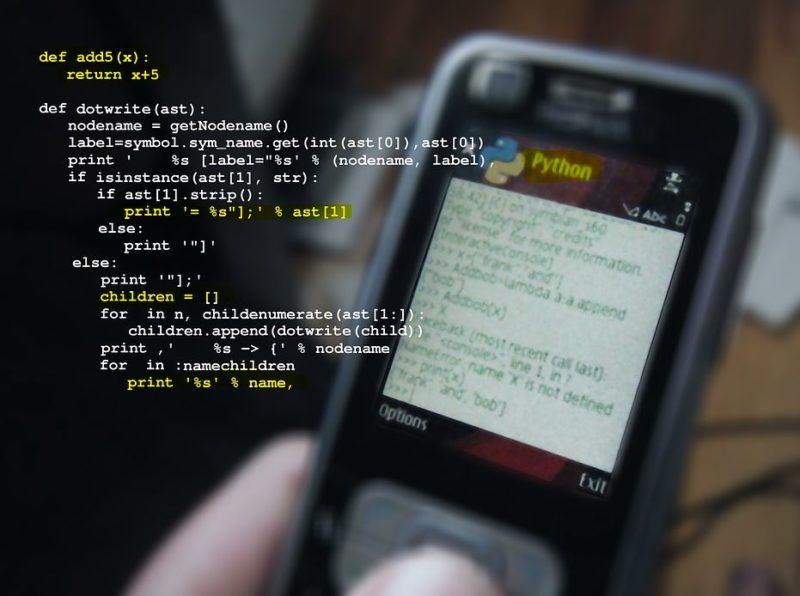 Programmiersprachen: Python besiegt JavaScript und Java