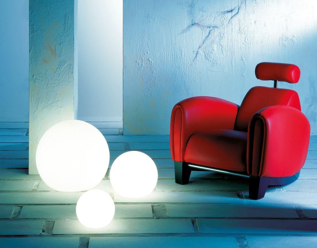 3er set leuchtkugeln - Kugelleuchten & Kugellampen für den Garten Gartenkugeln Leuchtkugeln mit LED