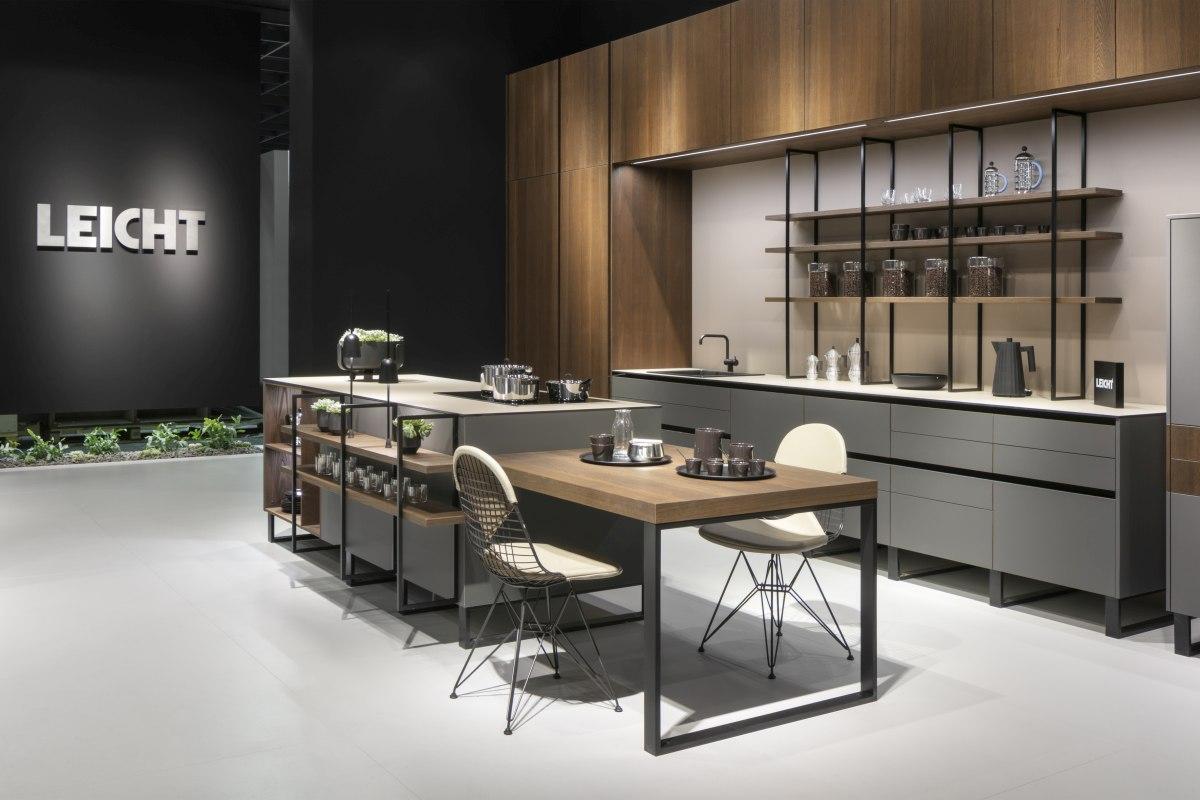 """Barista Koje 02 LEICHT Living Kitchen 2019 Foto Credit LEICHT C. Meyer 03 Kuechenplaner - """"GERMAN DESIGN AWARD 2020"""" für Leicht Küchen"""