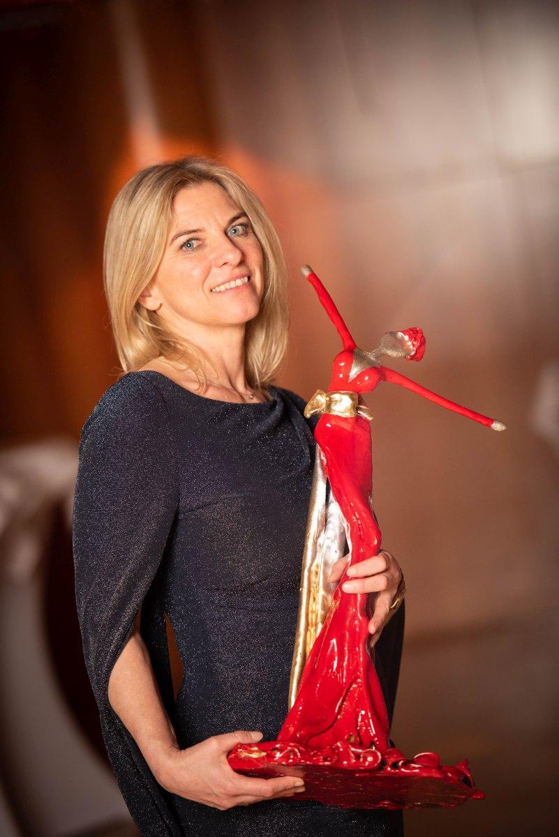 """Gala UnternehmerindesJahres v pictures «vera polaschegg 2 Presse - Alexandra Bresztowanszky ist """"Unternehmerin des Jahres 2019"""""""