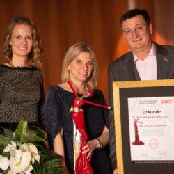 """Gala UnternehmerindesJahres v pictures «vera polaschegg Presse 250x250 - Alexandra Bresztowanszky ist """"Unternehmerin des Jahres 2019"""""""