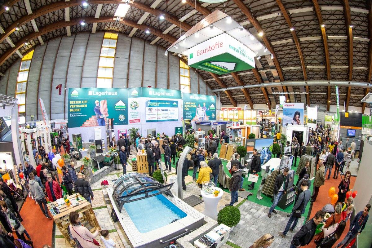 Häuslbauermesse 2020 Presseteam Austria - Häuslbauermesse die beliebte Baufachmesse in Kärnten