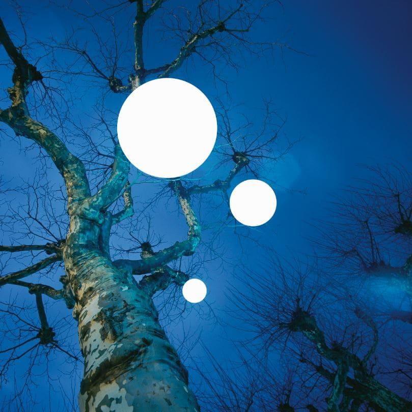 Leuchtkugel zum Aufhaengen Baumbeleuchtung - Kugelleuchten & Kugellampen für den Garten Gartenkugeln Leuchtkugeln mit LED