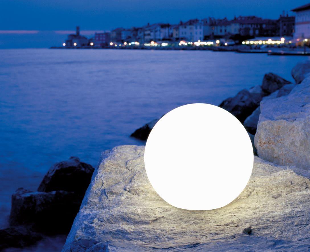 ausgefallene beleuchtung garten kugellampen - Kugelleuchten & Kugellampen für den Garten Gartenkugeln Leuchtkugeln mit LED