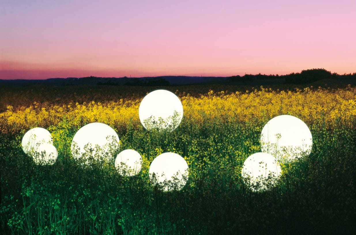 exklusive kugeln garten beleuchtung - Kugelleuchten & Kugellampen für den Garten Gartenkugeln Leuchtkugeln mit LED