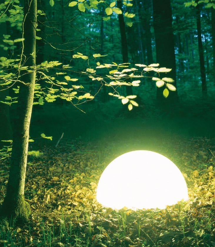 halbkugeln bodenkugeln halbrund - Kugelleuchten & Kugellampen für den Garten Gartenkugeln Leuchtkugeln mit LED