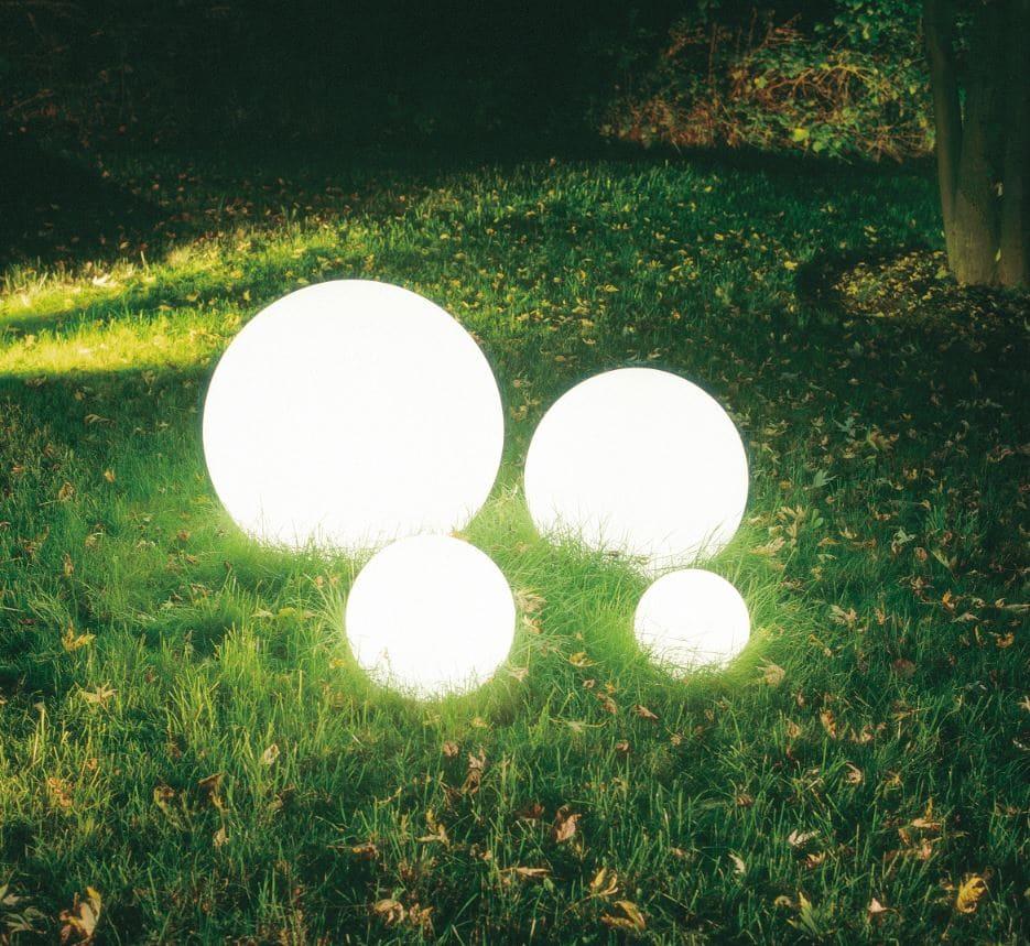 hochwertige leuchtkugeln garten weiss - Kugelleuchten & Kugellampen für den Garten Gartenkugeln Leuchtkugeln mit LED