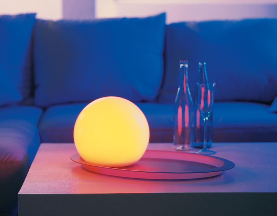 leuchtkugel tischkugel - Kugelleuchten & Kugellampen für den Garten Gartenkugeln Leuchtkugeln mit LED