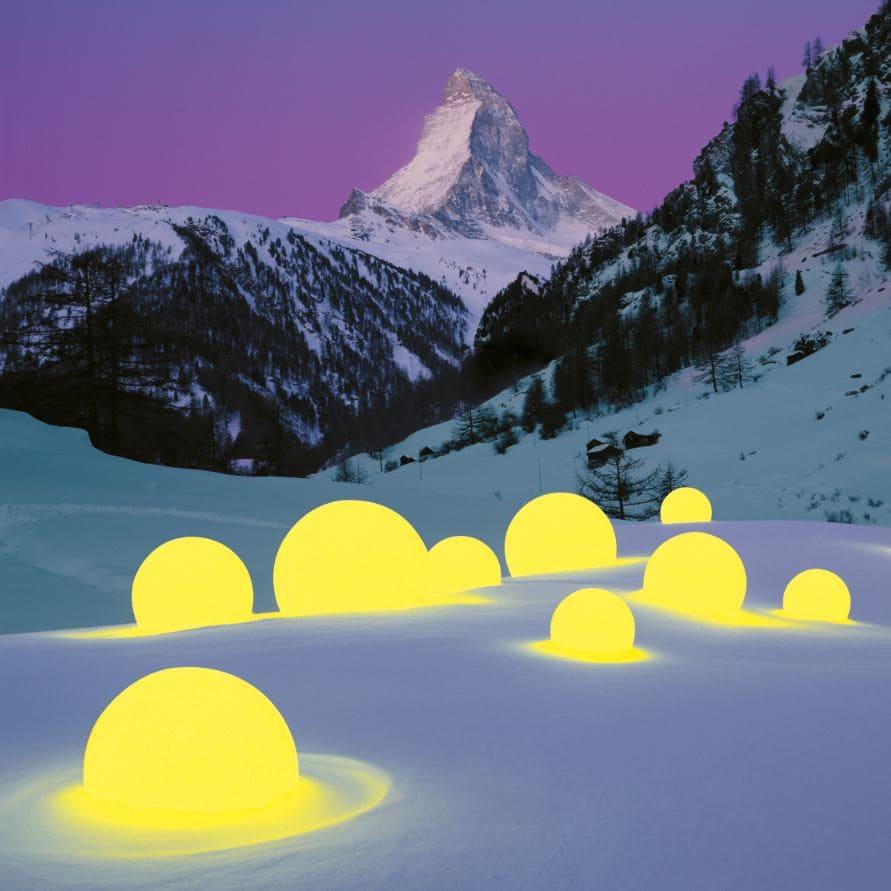 leuchtkugeln schweiz - Kugelleuchten & Kugellampen für den Garten Gartenkugeln Leuchtkugeln mit LED