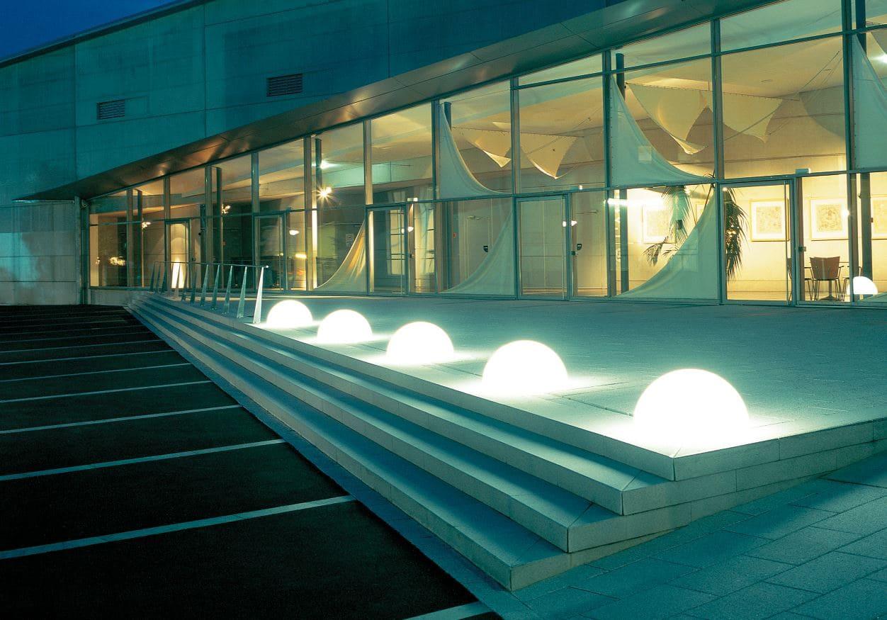 skydesign beleuchtung leuchtkugeln - Kugelleuchten & Kugellampen für den Garten Gartenkugeln Leuchtkugeln mit LED
