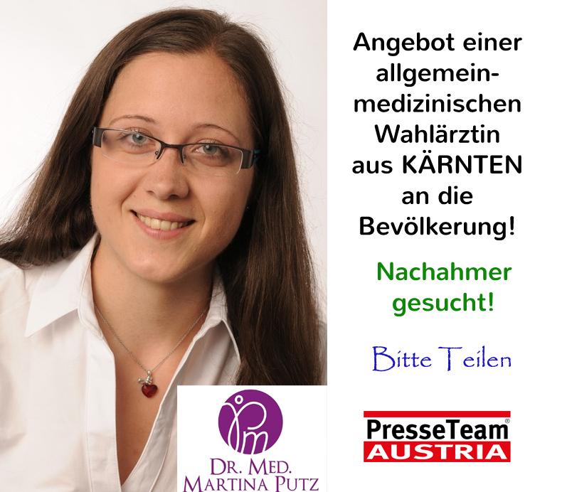 Dr. Martina Putz aus Villach