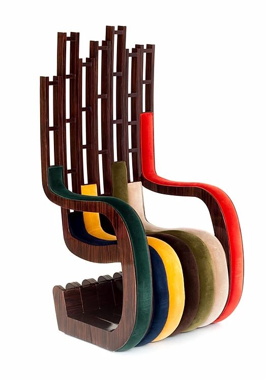 Design Stuhl modern Manuela