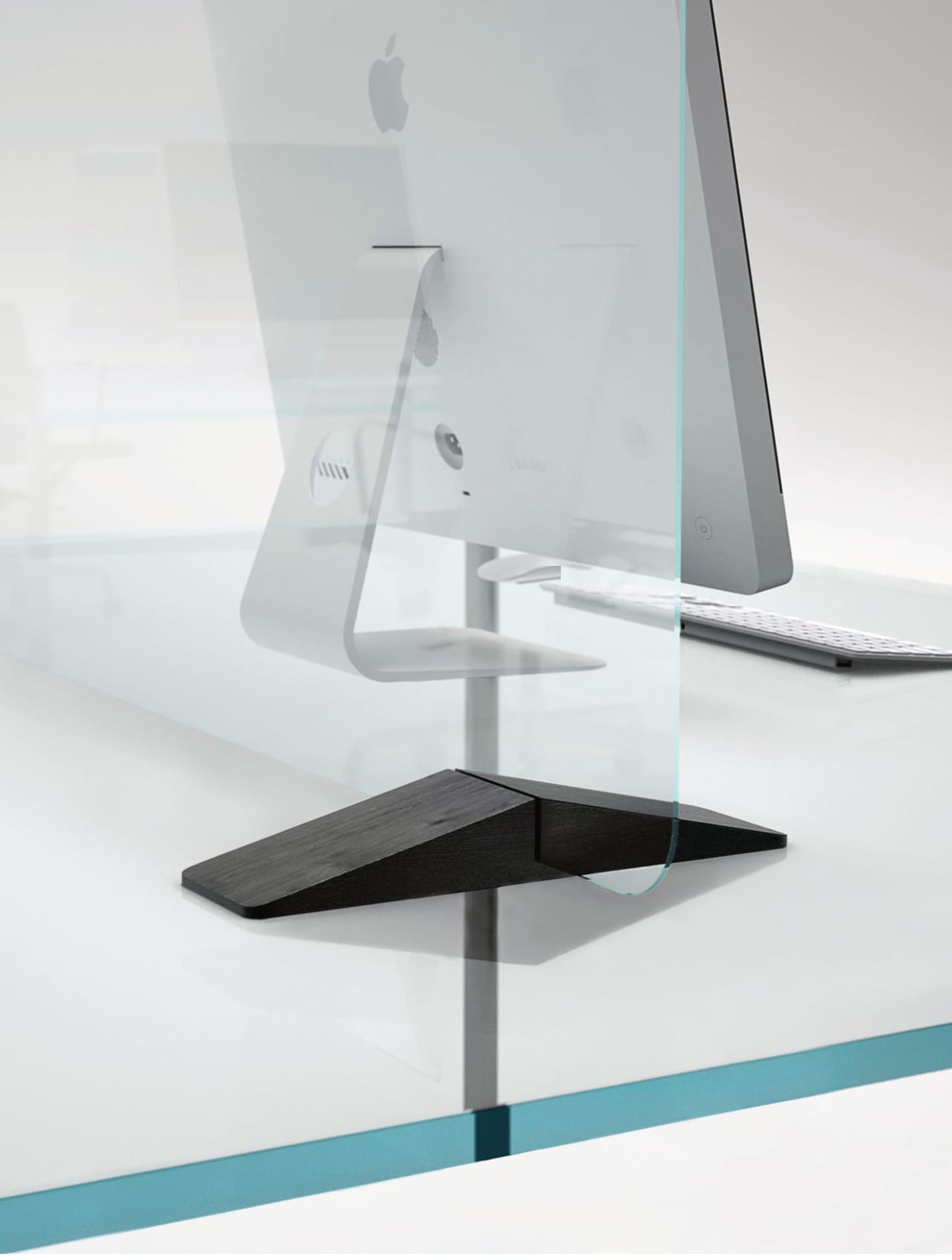 EDV Schutz Corona Trennwand Spuckschutz Schreibtisch