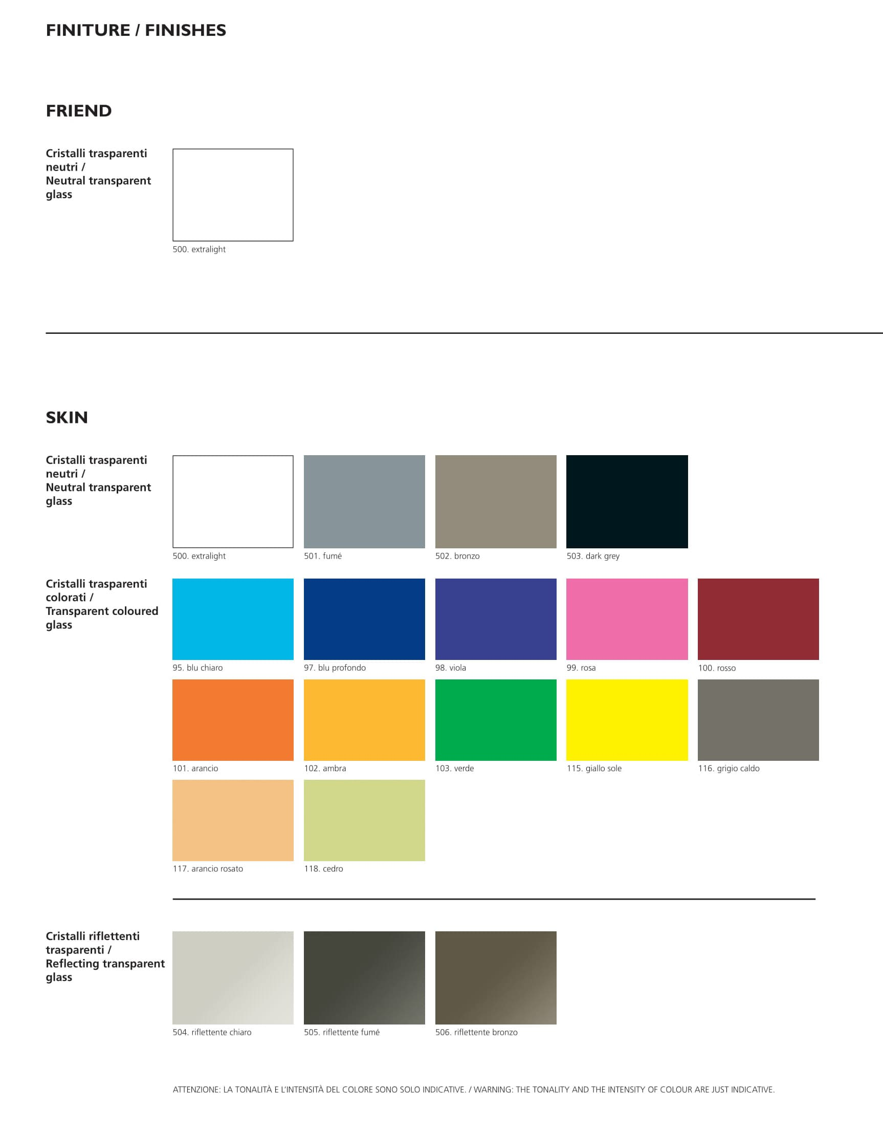 GLAS Brochure Skin Friend 120 - Freistehende Raumteiler Glasschirme   Raumteiler aus Glas