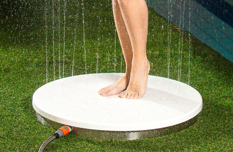 VITEO URBAN Shower 04 - Design Gartendusche By Skydesign