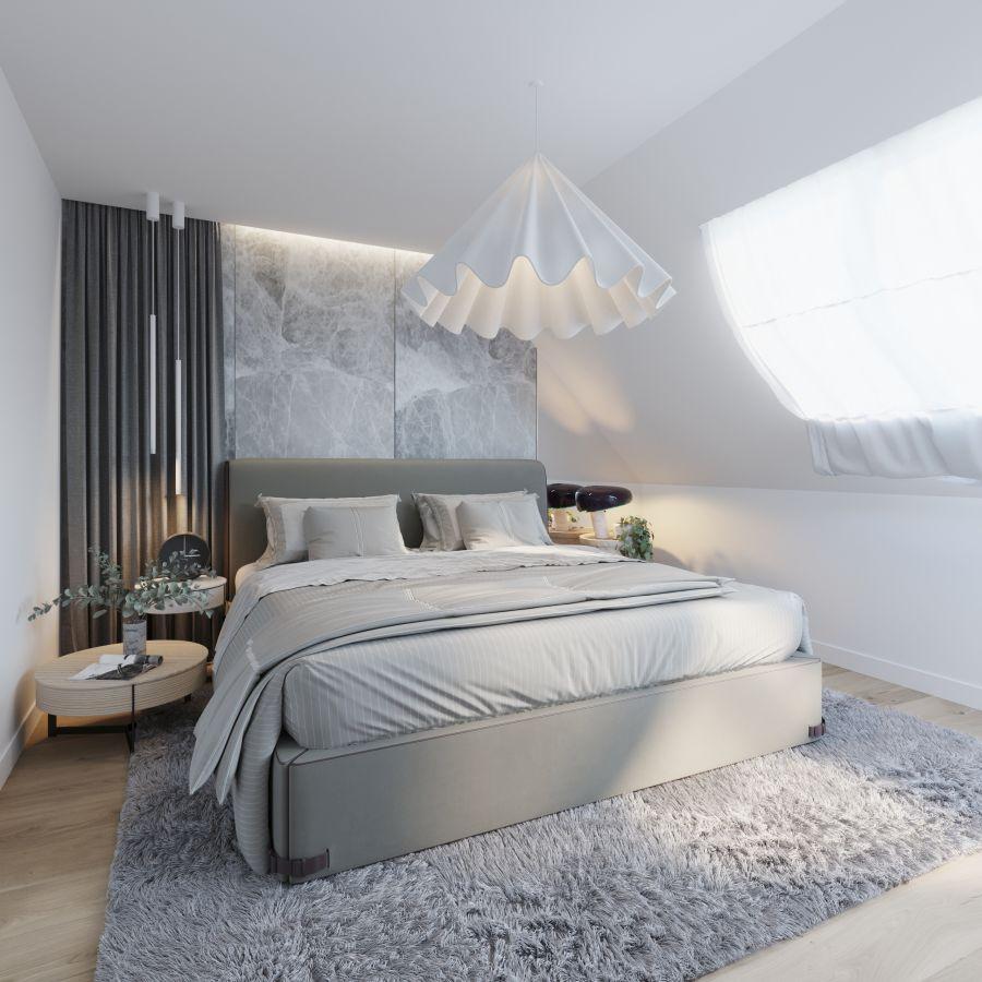 06 Visualkonzept Amerling Schlafzimmer Top7 U5 Immobilien Wien - Wohnung in Wien kaufen