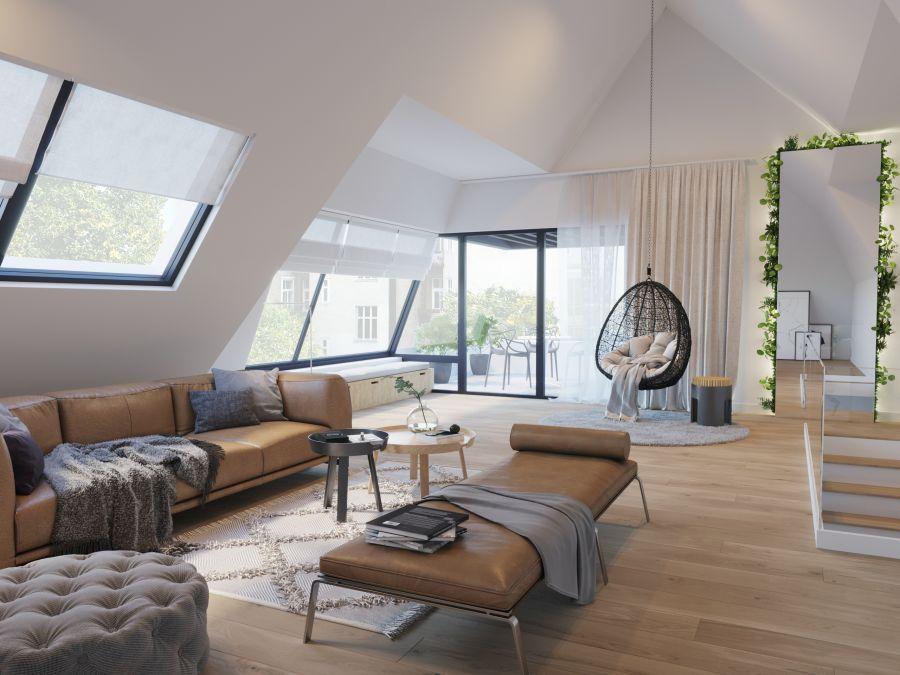 11 Visualkonzept Amerling Wohnzimmer Top12 U15 Immobilien Wien - Wohnung in Wien kaufen