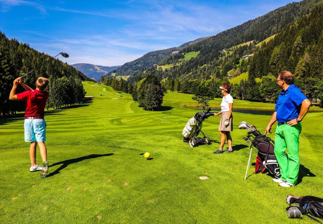 Bad Kleinkirchheim - Golfplatz Bad Kleinkirchheim