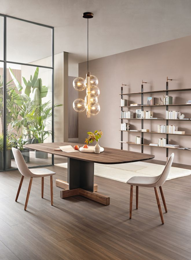 Bonaldo Cross Table 01 Bonaldo Moebel - Bonaldo Möbel | Kollektion Bonaldo 2020