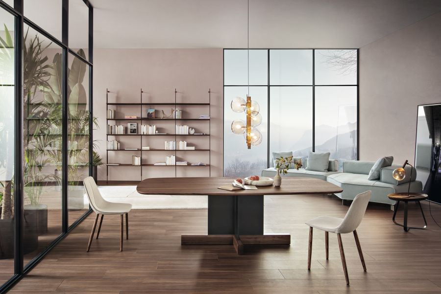 Bonaldo Cross Table 02 Bonaldo Moebel - Bonaldo Möbel | Kollektion Bonaldo 2020