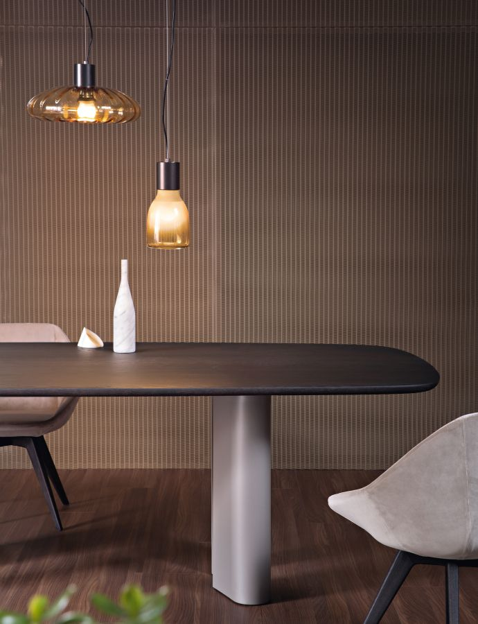 Bonaldo Geometric Table 02 Bonaldo Moebel - Bonaldo Möbel | Kollektion Bonaldo 2020