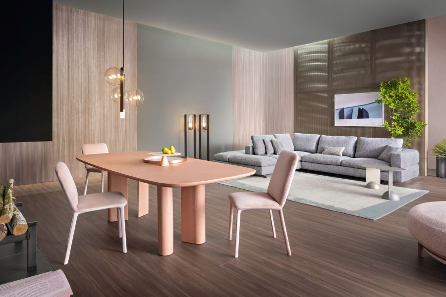 Bonaldo Geometric Table 04 Bonaldo Moebel - Bonaldo Möbel | Kollektion Bonaldo 2020