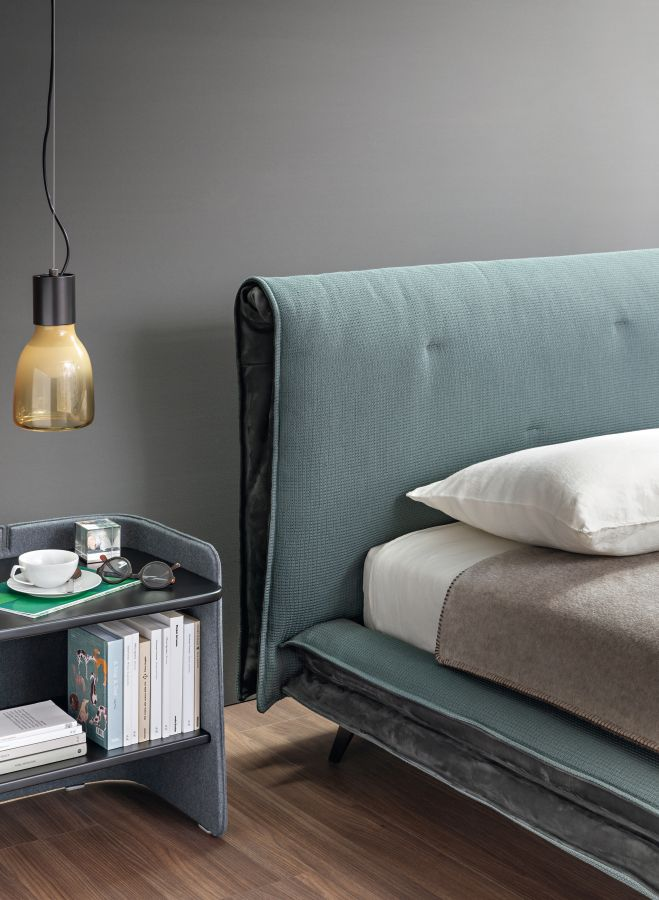 Bonaldo Parentesi Comodino Saddle Bed Bonaldo Moebel - Bonaldo Möbel | Kollektion Bonaldo 2020