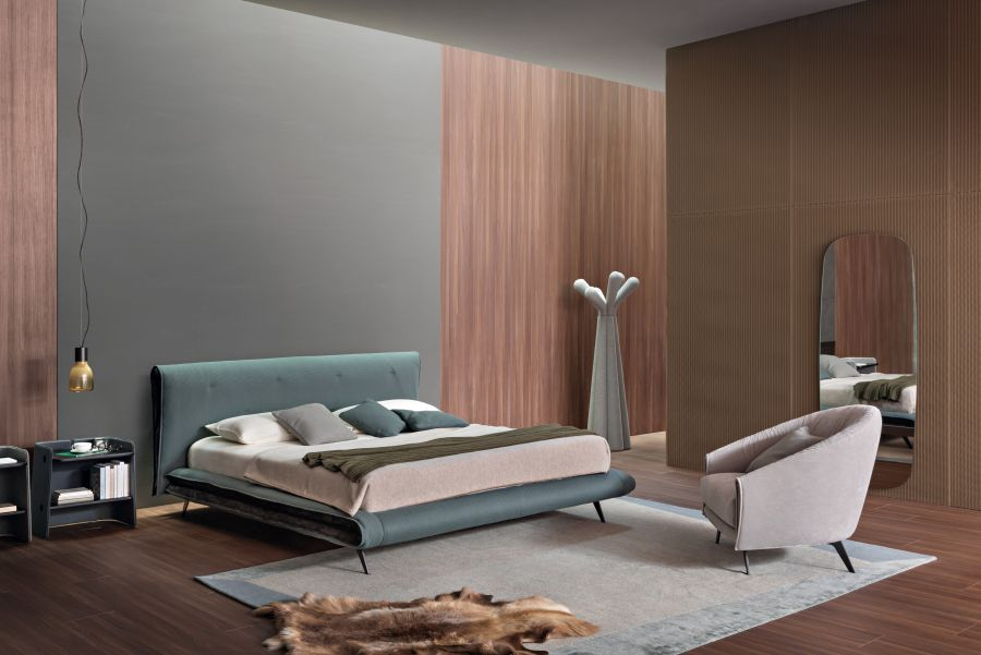 Bonaldo Saddle bed 01 Bonaldo Moebel - Bonaldo Möbel | Kollektion Bonaldo 2020