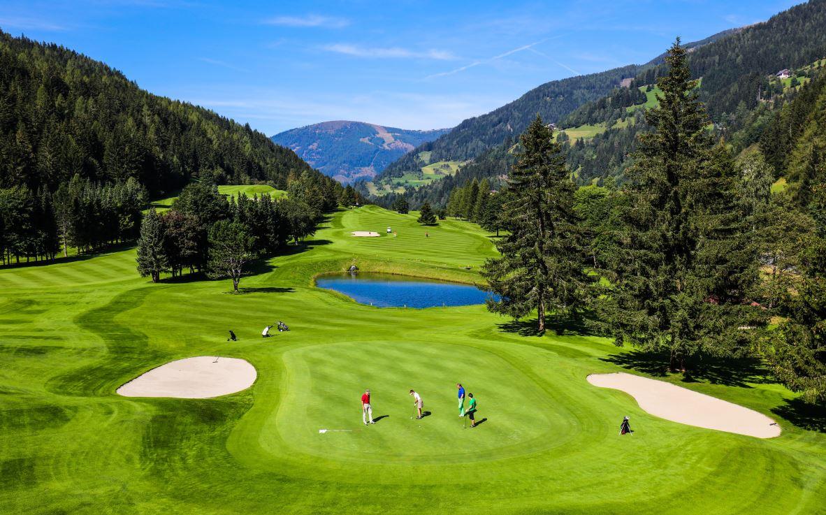 Golf Bad Kleinkirchheim - Golfplatz Bad Kleinkirchheim