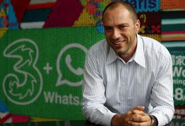 Whatsapp Gründer Anonymität Acton und Koum - DIE UNGLAUBLICHE GESCHICHTE DES Whatsapp-Gründers GRÜNDERS JAN KOUM