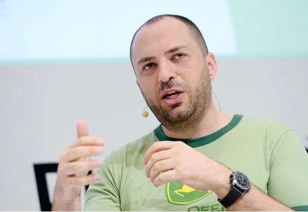 Whatsapp Gründer Jan Koum - DIE UNGLAUBLICHE GESCHICHTE DES Whatsapp-Gründers GRÜNDERS JAN KOUM