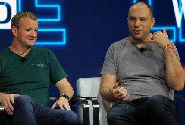 Whatsapp Gründer Mitgründer Acton - DIE UNGLAUBLICHE GESCHICHTE DES Whatsapp-Gründers GRÜNDERS JAN KOUM