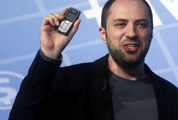 Whatsapp Gründer unabhängig Jan Koum - DIE UNGLAUBLICHE GESCHICHTE DES Whatsapp-Gründers GRÜNDERS JAN KOUM