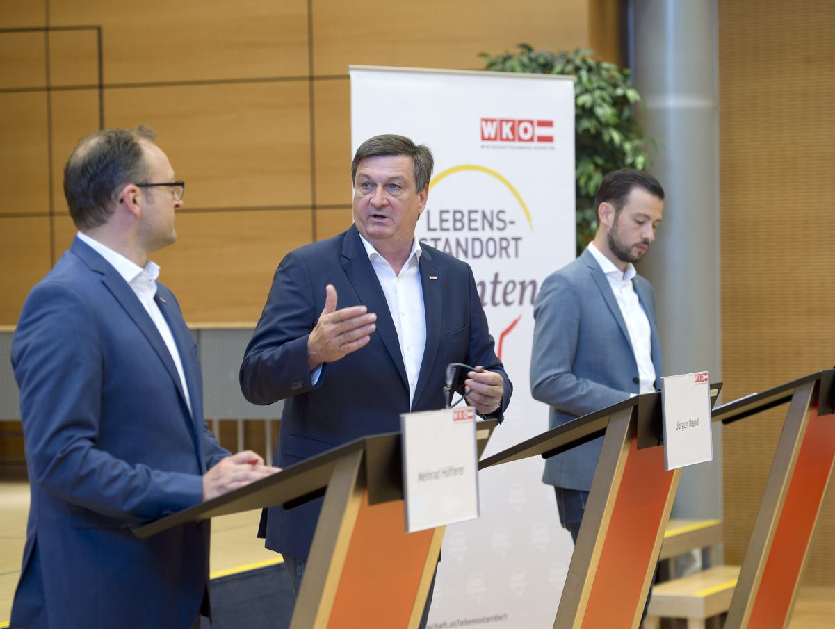 Wirtschaftskammer Kärnten Förderung - Neue Exportstrategie: Mit dem  Schnellboot in die Zwiebelschalen