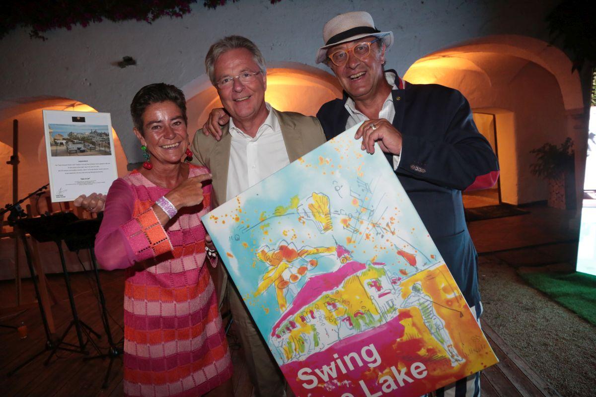 "Swing the Lak 2020 101 - ""Swing the Lake""-Party am wunderschönen Wörthersee"
