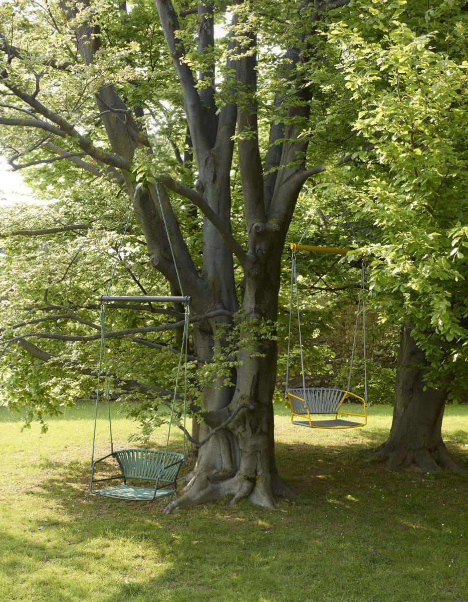 Moderne Haengesessel Garten Lisa Swing 97394 - Schaukelstuhl - Hängestuhl als Schaukel - Stuhl als Schaukel