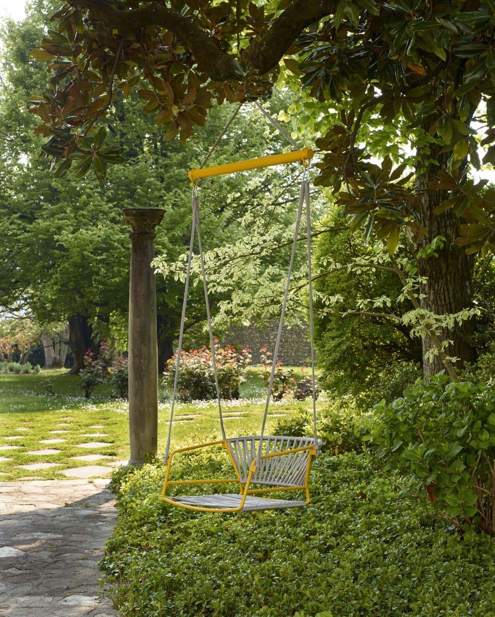 design haengesessel outdoor Lisa Swing 97362 - Schaukelstuhl - Hängestuhl als Schaukel - Stuhl als Schaukel